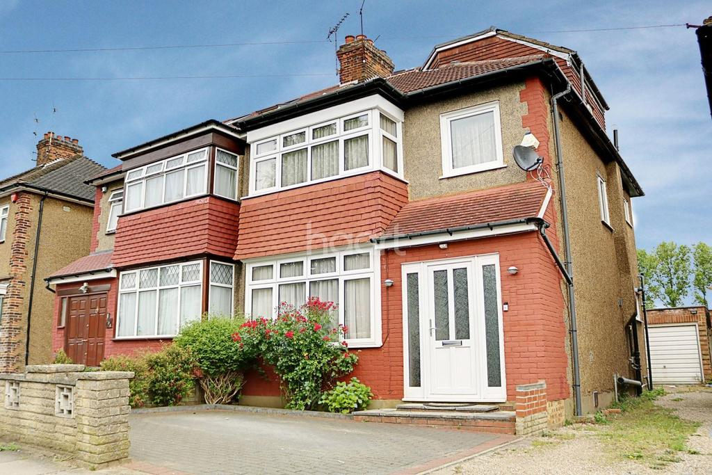 4 Bedrooms Semi Detached House for sale in Grasmere Avenue, Preston Road