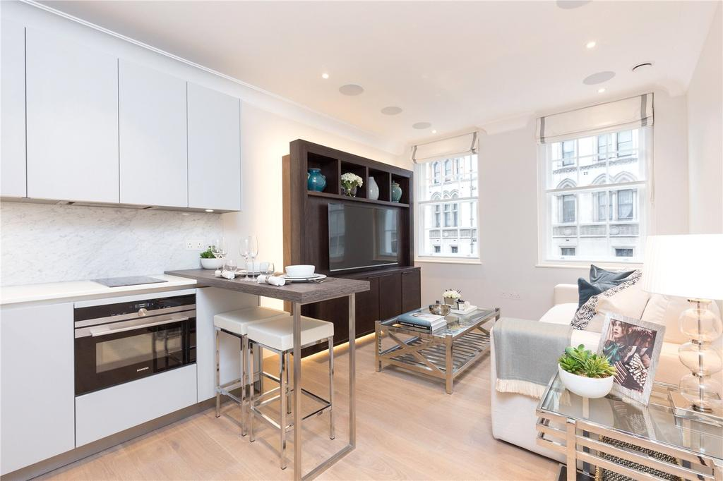 1 Bedroom Flat for sale in Strand Chambers, 226 Strand, WC2R