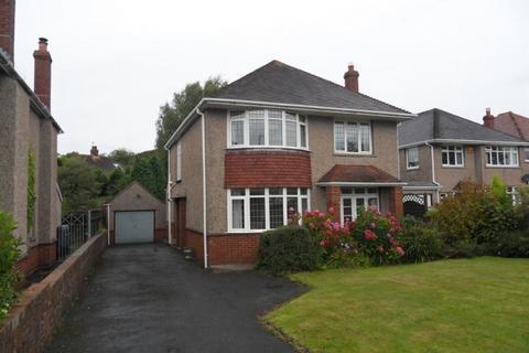3 bedroom detached house to rent - Derwen Fawr Road, Sketty, Swansea, SA2 8DP