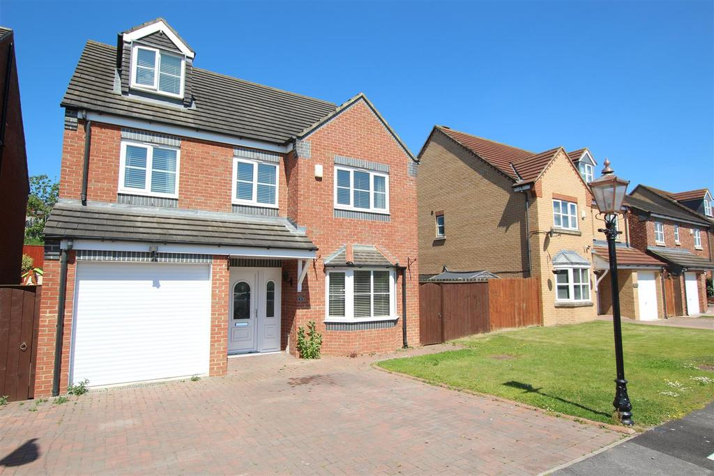6 Bedrooms Detached House for sale in The Beeches, Darlington