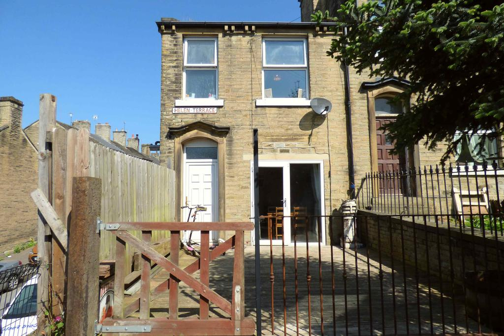 2 Bedrooms End Of Terrace House for sale in Helen Terrace, Brookfoot, Brighouse HD6
