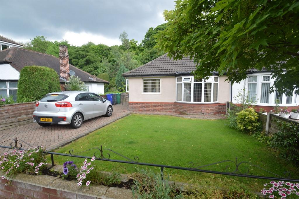 1 Bedroom Semi Detached Bungalow for sale in Spinney Road, Baguley Hall, MANCHESTER