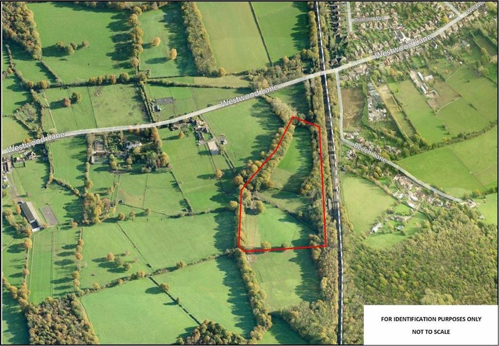 Land Commercial for sale in Westwood Lane, Normandy, Guildford, Surrey, GU3