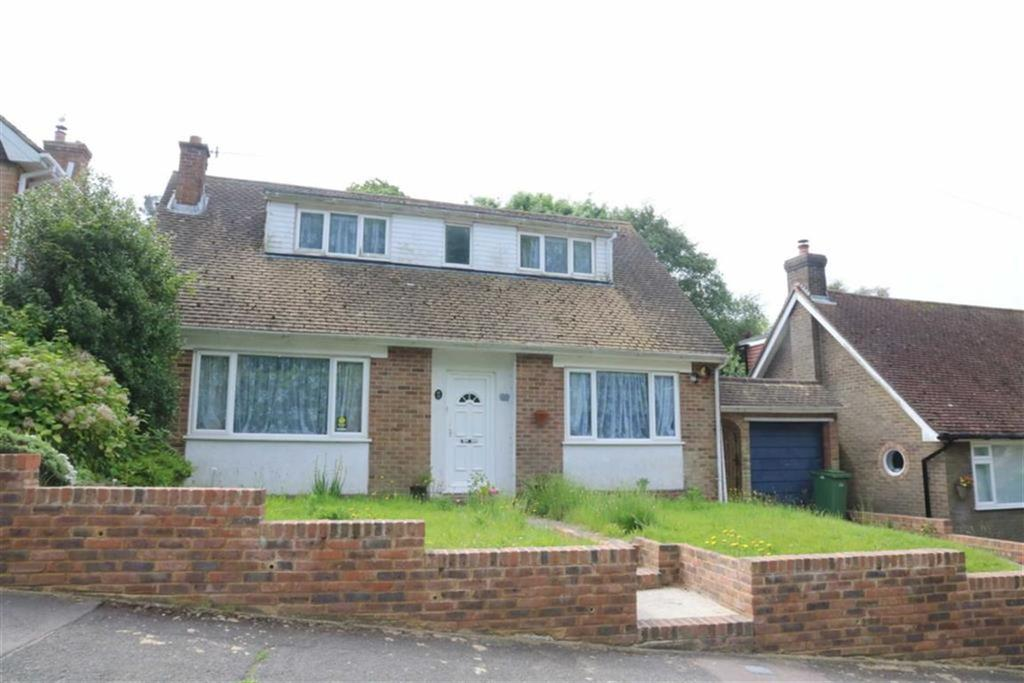 4 Bedrooms Detached Bungalow for sale in Linley Drive, Hastings