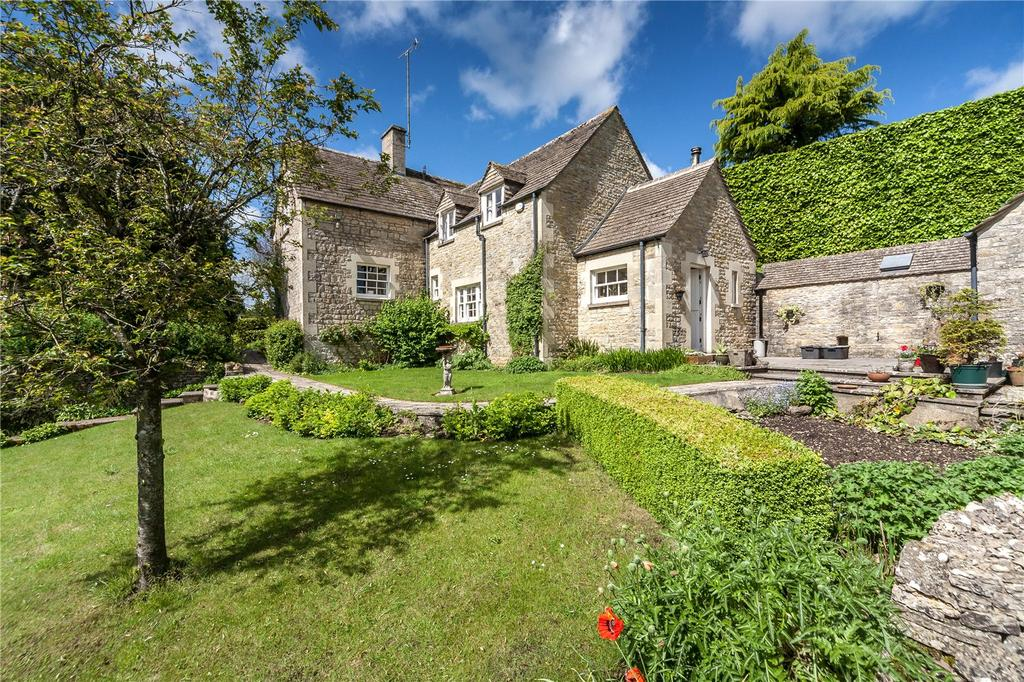3 Bedrooms Unique Property for sale in Duntisbourne Abbotts, Cirencester, Gloucestershire, GL7