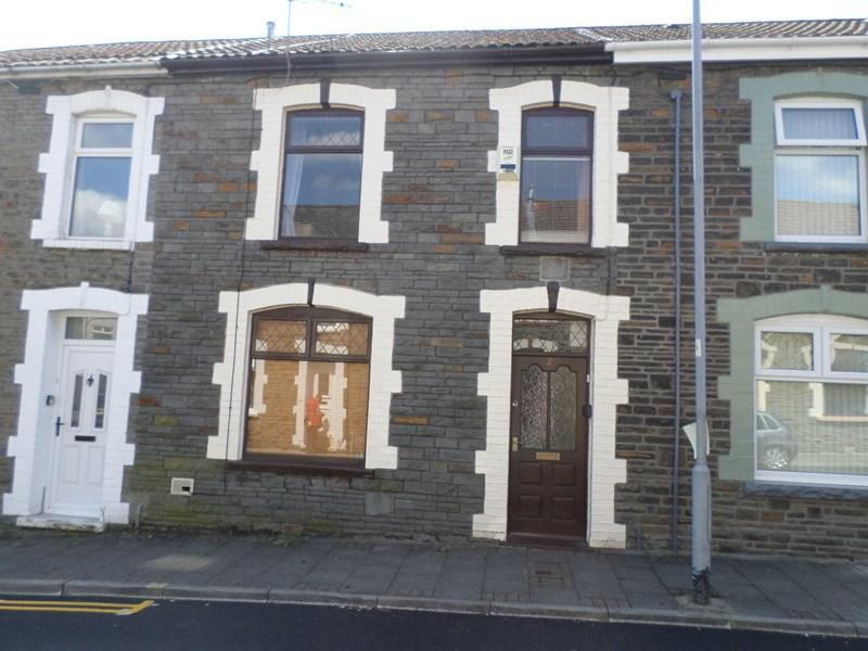 3 Bedrooms Terraced House for sale in Wayne Street, Mount Pleasant, Porth