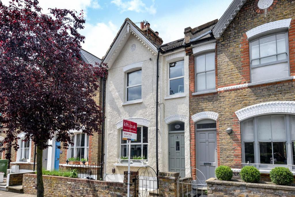 3 Bedrooms Terraced House for sale in Hichisson Road, Nunhead, SE15