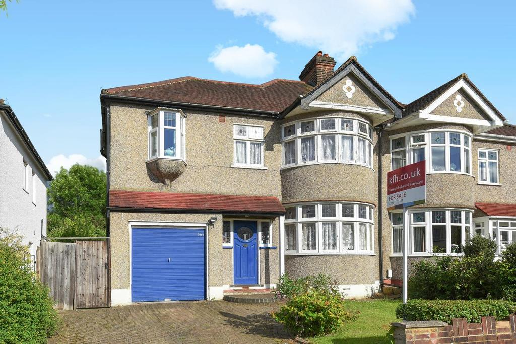 4 Bedrooms Semi Detached House for sale in The Grove, West Wickham, BR4