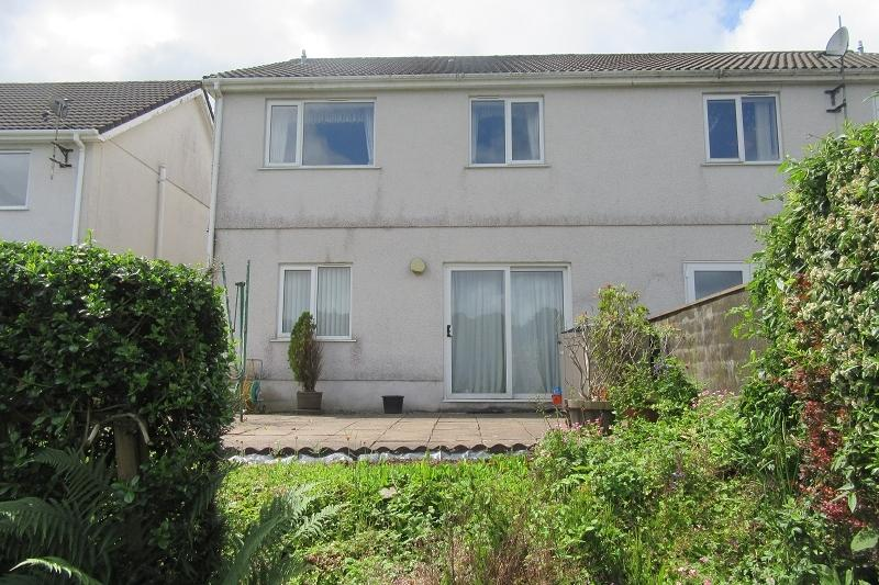 3 Bedrooms Semi Detached House for sale in Clydach Road, Craig Cefn Parc, Swansea.