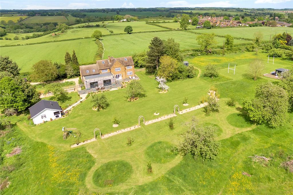 6 Bedrooms Detached House for sale in Shutford, Banbury, Oxfordshire