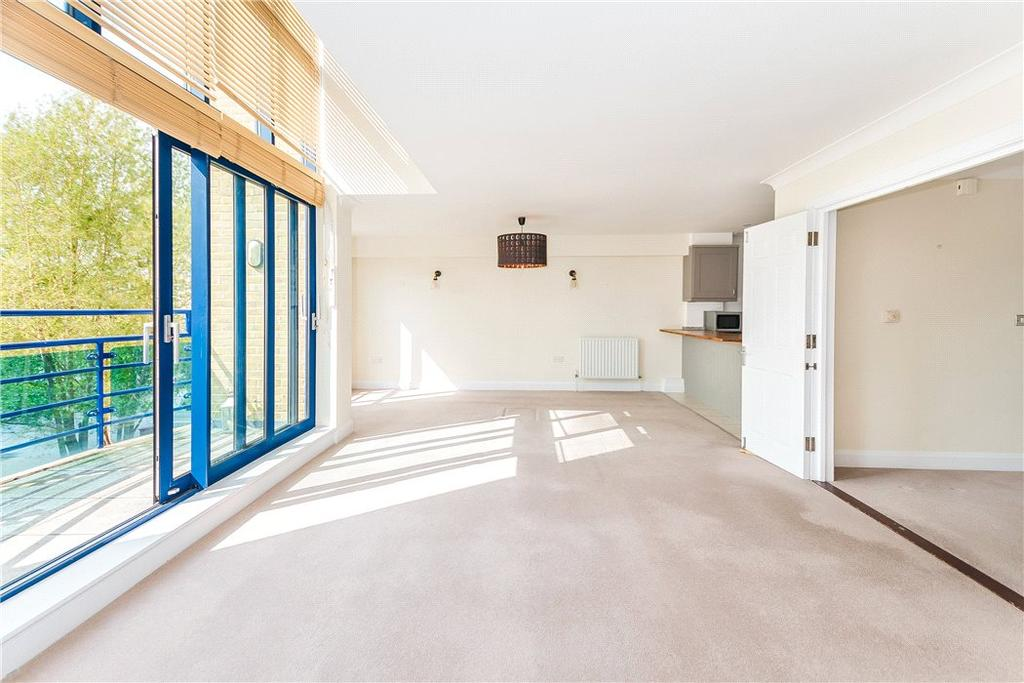3 Bedrooms Penthouse Flat for sale in Complins Close, Oxford, OX2