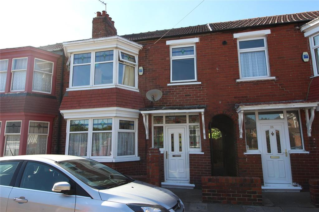 2 Bedrooms Terraced House for sale in Grove Road, North Ormesby