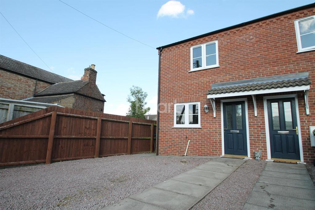 2 Bedrooms End Of Terrace House for sale in West End, Gorefield