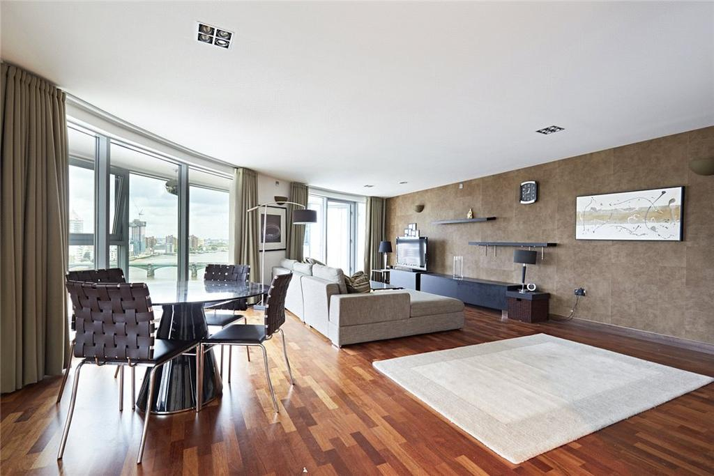 2 Bedrooms Flat for sale in Altura Tower, Bridges Court Road, London, SW11