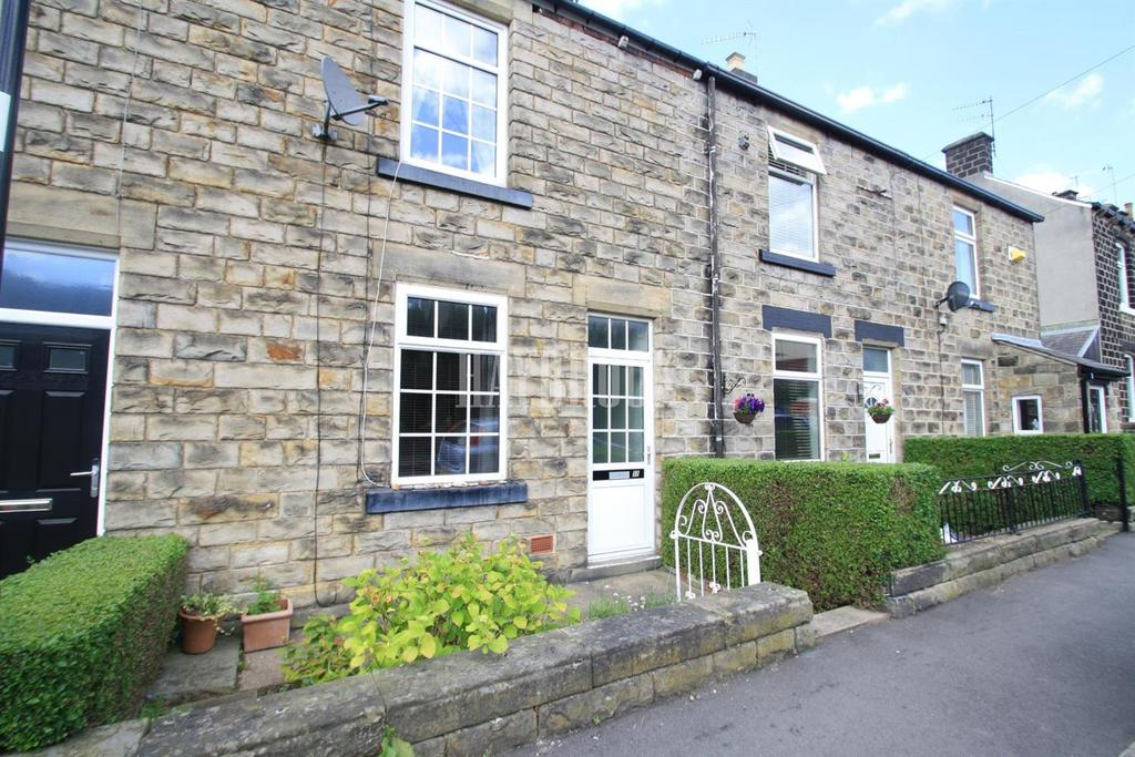 2 Bedrooms Semi Detached House for sale in Victoria Road, Stocksbridge