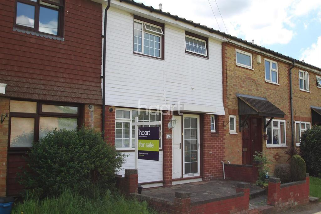 3 Bedrooms Terraced House for sale in Borehamwood