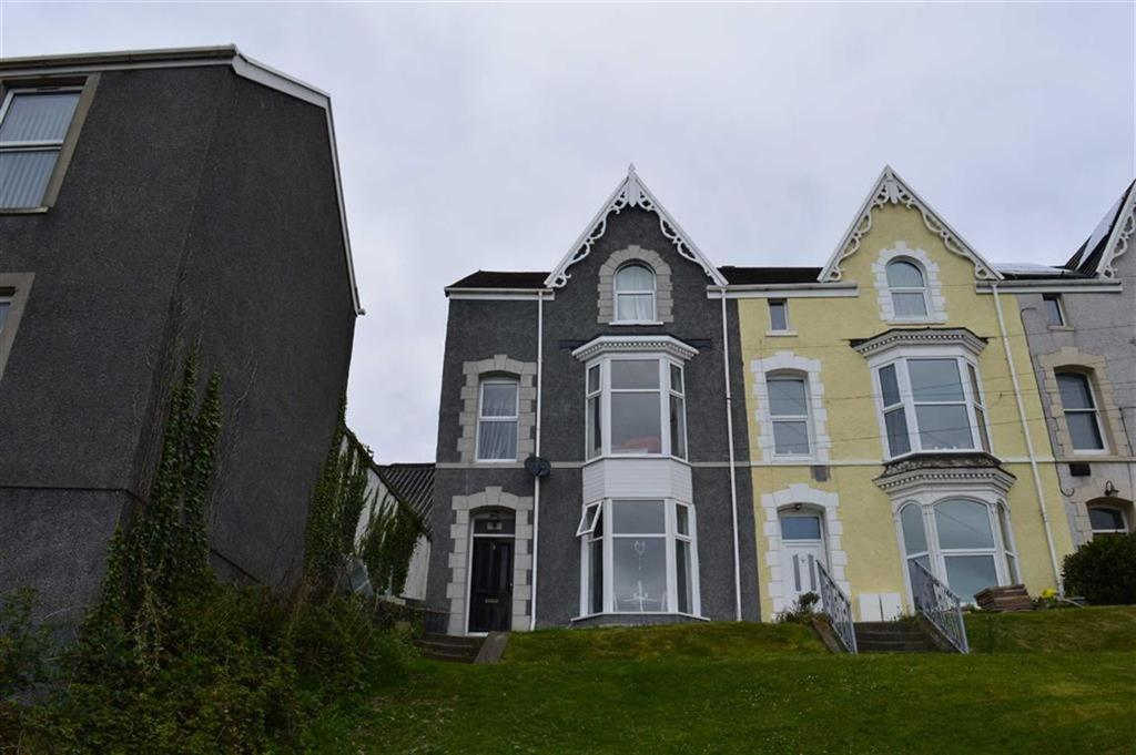 1 Bedroom End Of Terrace House for sale in Richmond Terrace, Swansea, SA2