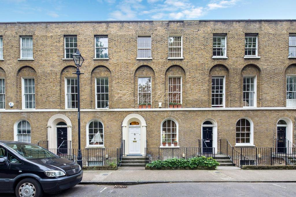 3 Bedrooms Terraced House for sale in Arbour Square, Stepney, E1
