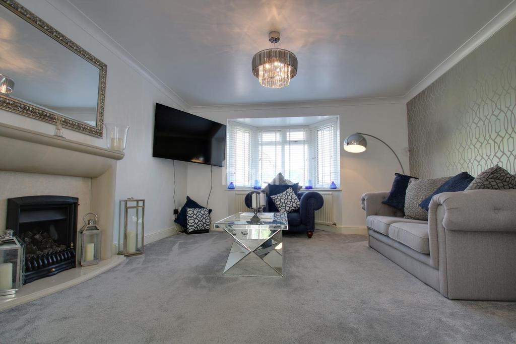 4 Bedrooms Detached House for sale in Ibstock Close, Northampton