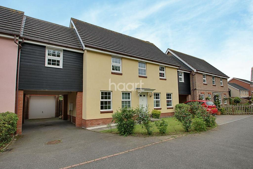 5 Bedrooms Detached House for sale in Lie Field Close, Braintree