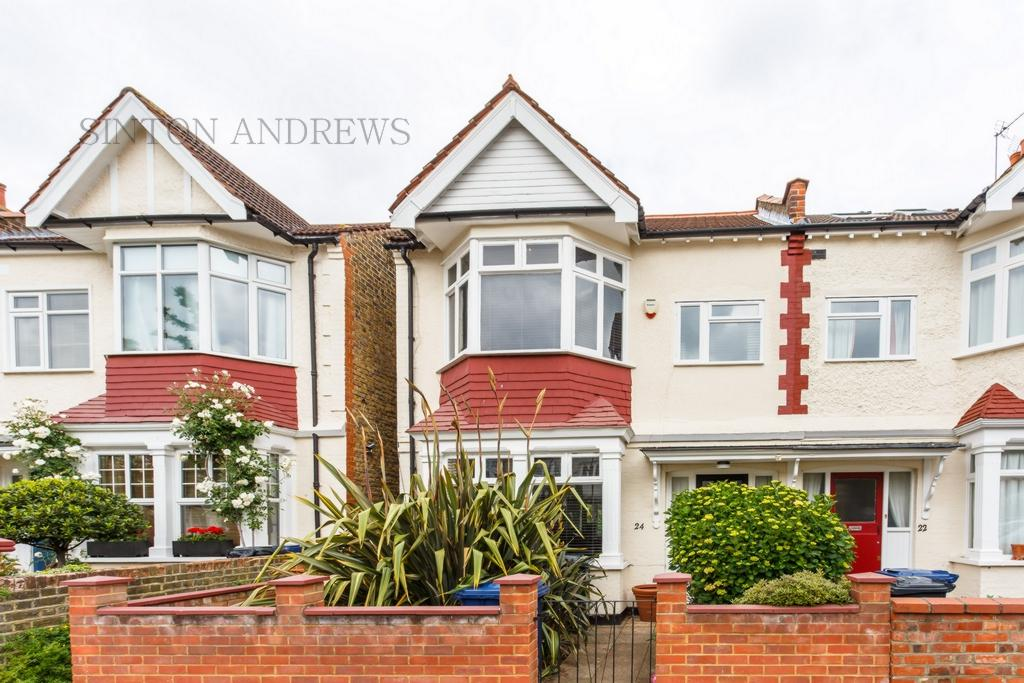 3 Bedrooms House for sale in Claygate Road, Ealing, W13