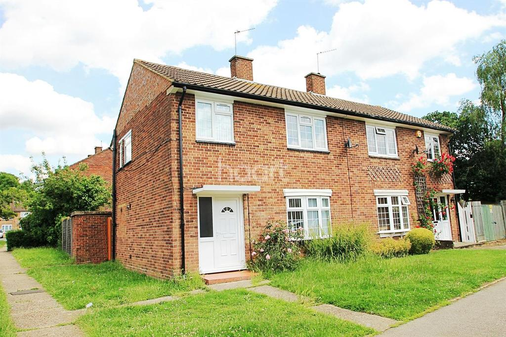 3 Bedrooms Semi Detached House for sale in Honister Place, Stanmore, HA7