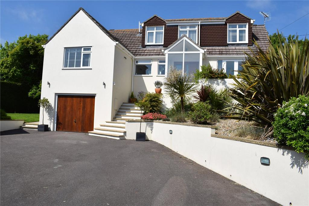 5 Bedrooms Detached House for sale in Marsh Gate, Bridport, Dorset