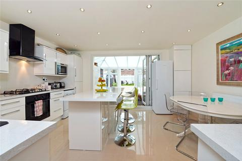 5 bedroom terraced house to rent - Marlborough Hill, London, NW8