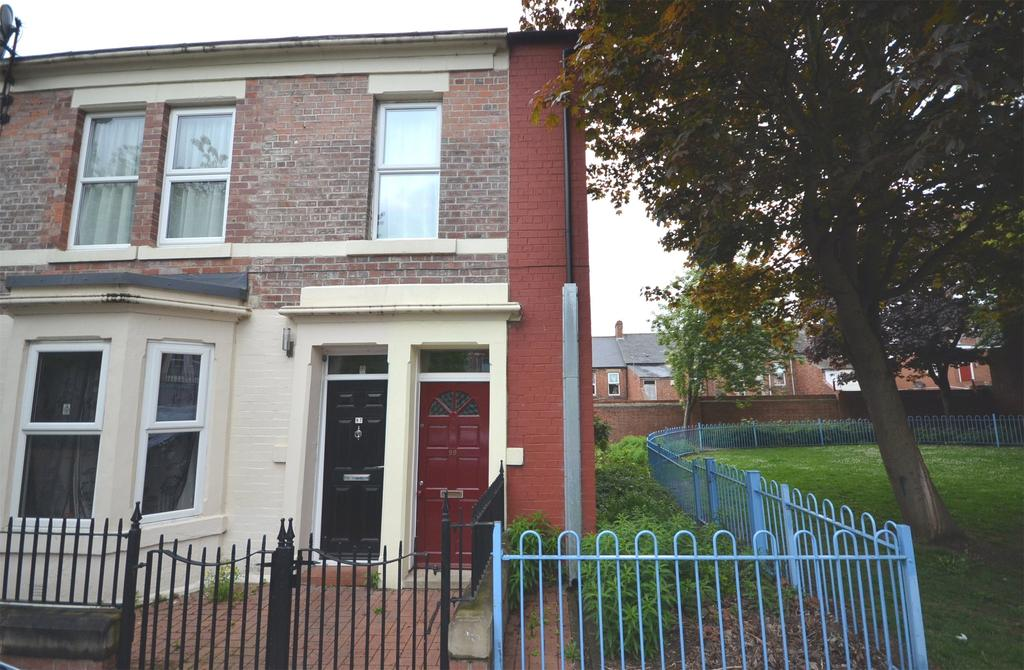 3 Bedrooms Apartment Flat for sale in Benwell