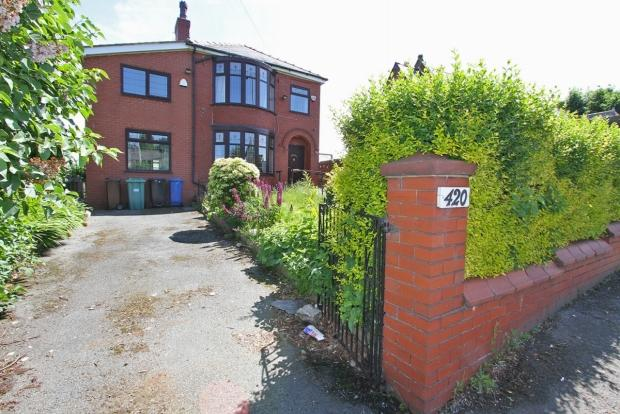 3 Bedrooms Detached House for sale in Wigan Road Wigan