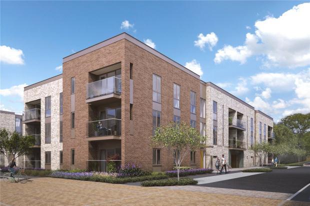Ninewells Babraham Road Cambridge 2 Bed Apartment 163 460 000