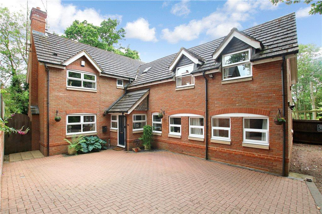 7 Bedrooms Detached House for sale in Rochester Close, Headless Cross, Redditch, Worcestershire, B97