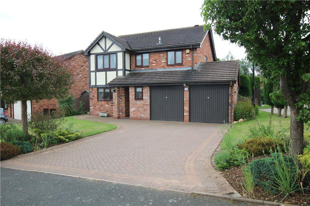4 Bedrooms Detached House for sale in Hither Green Lane, Redditch, Worcestershire, B98