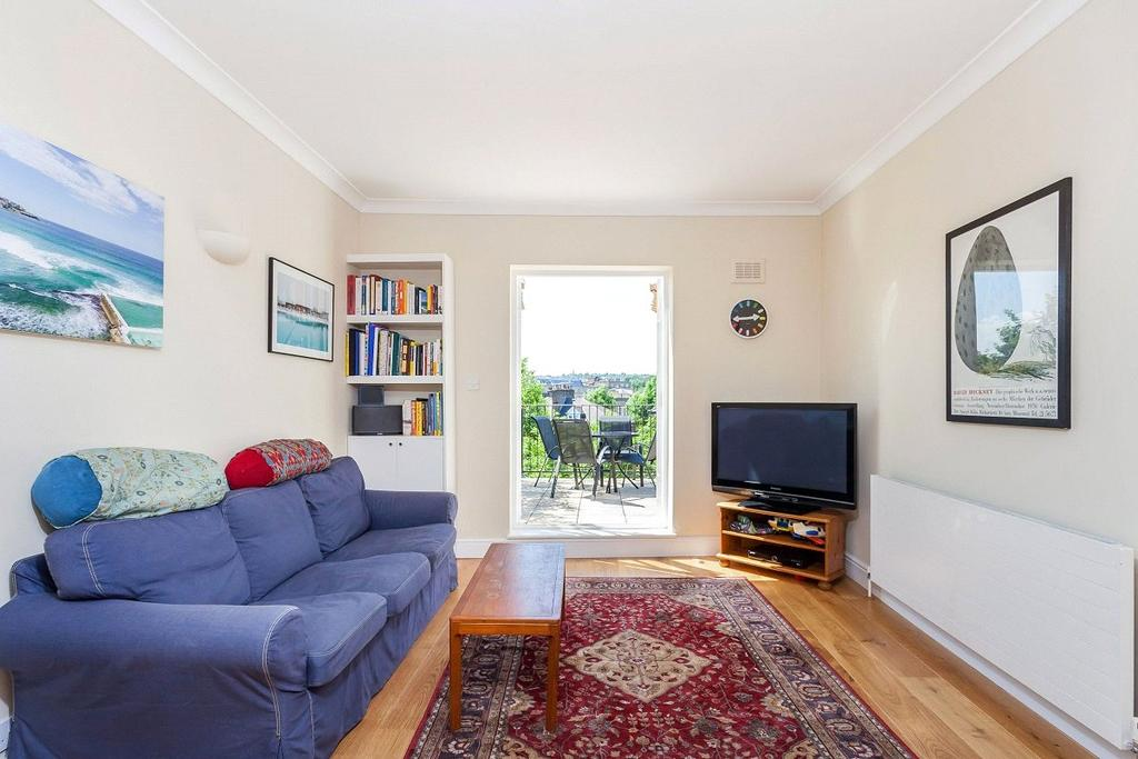 2 Bedrooms Flat for sale in Fortess Road, Kentish Town, London, NW5