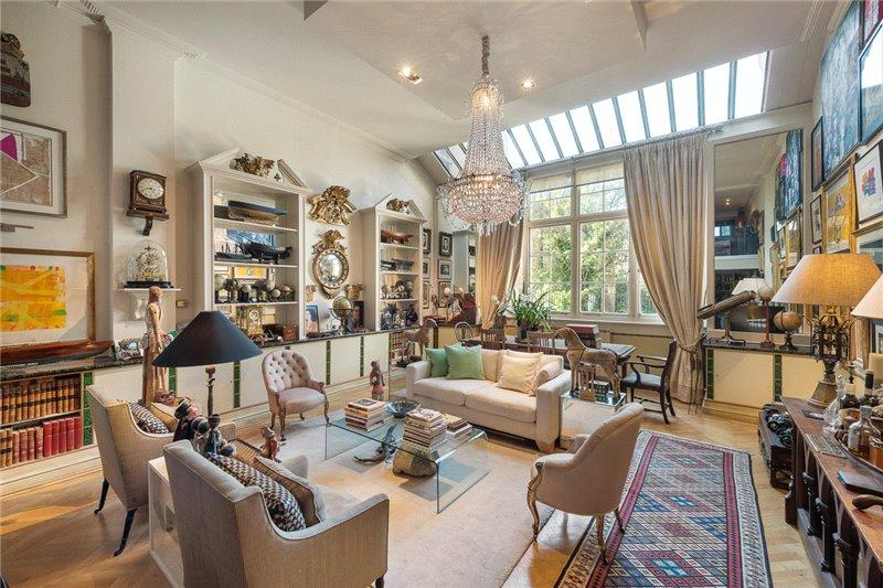 1 Bedroom Flat for sale in Roland Gardens, London, SW7