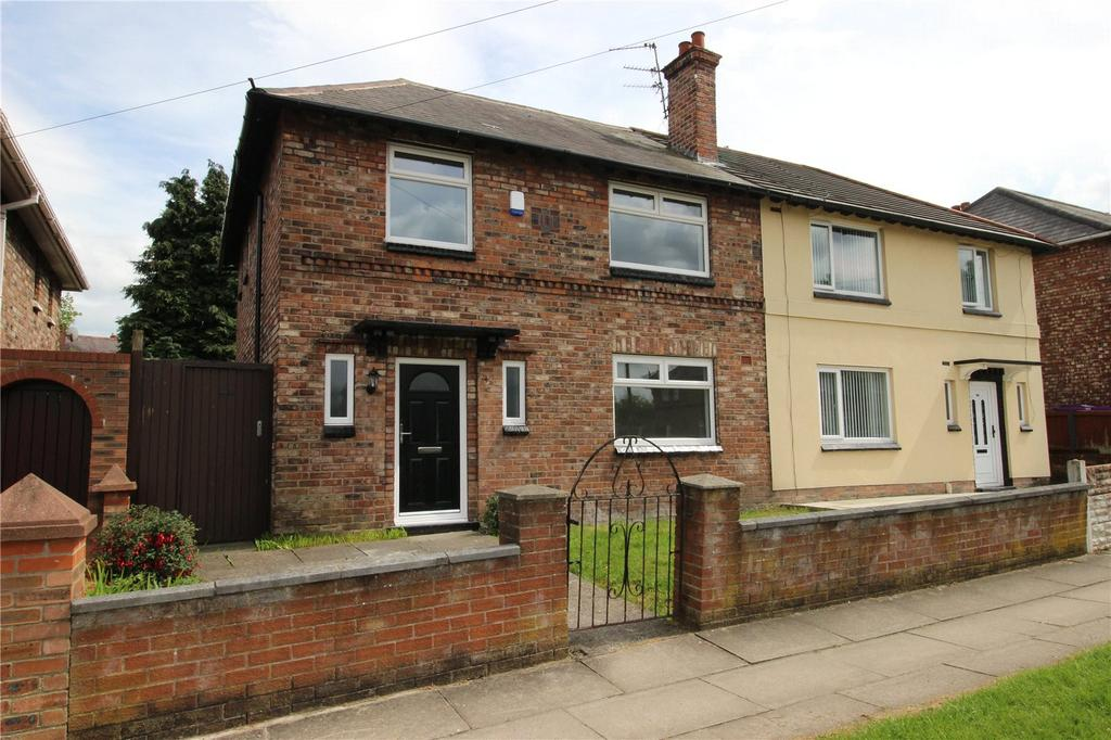 3 Bedrooms Semi Detached House for sale in Three Butt Lane, Liverpool, Merseyside, L12