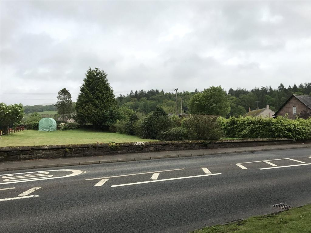 Land Commercial for sale in Moss-Side Plot, Carronbridge, Thornhill, Dumfriesshire