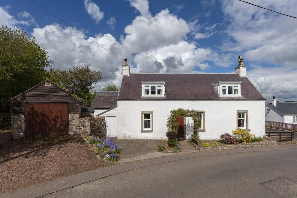 3 Bedrooms Detached House for sale in Coathouse, Lanton, Jedburgh, Scottish Borders