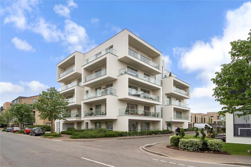 3 Bedrooms Flat for sale in Aura Building, Northrop Road, Trumpington, Cambridge