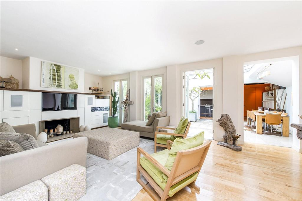 6 Bedrooms Terraced House for sale in Westfields Avenue, London, SW13