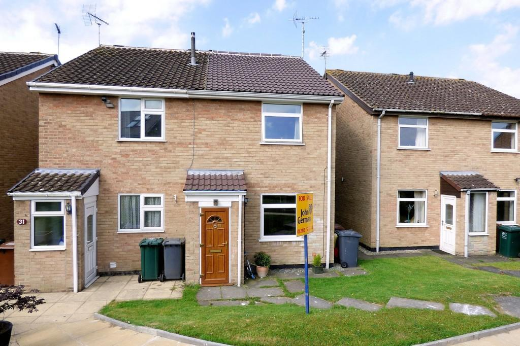 3 Bedrooms Semi Detached House for sale in Pinfold Close, Repton