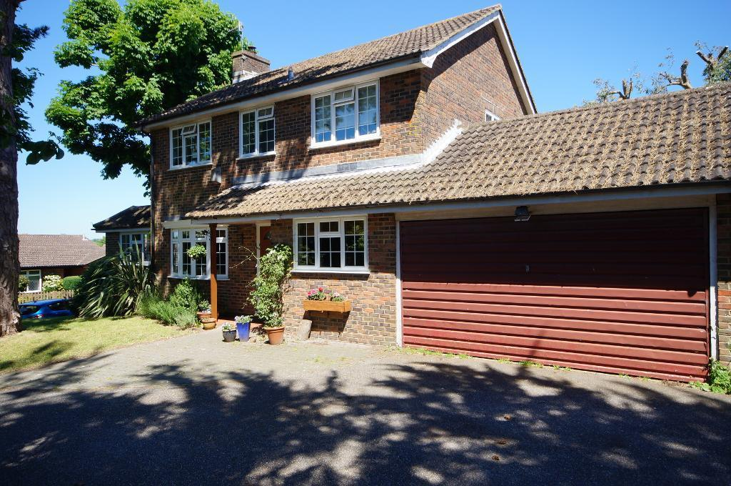 4 Bedrooms Detached House for sale in Kings Barn Lane, Steyning, West Sussex, BN44 3YR
