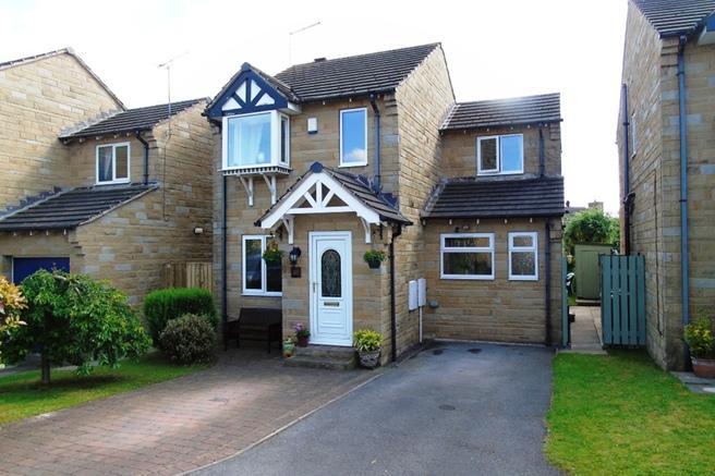 3 Bedrooms Detached House for sale in 20 Adkin Royd, Silkstone, Barnsley, S75 4LA