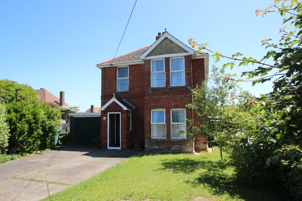 3 Bedrooms Detached House for sale in Palmers Road, Wootton Bridge