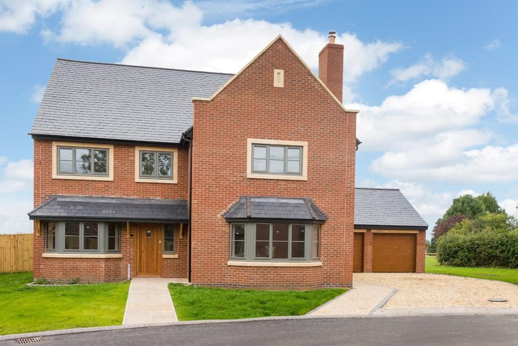 5 Bedrooms Detached House for sale in Ascot House, Farrier's Way, Lighthorne