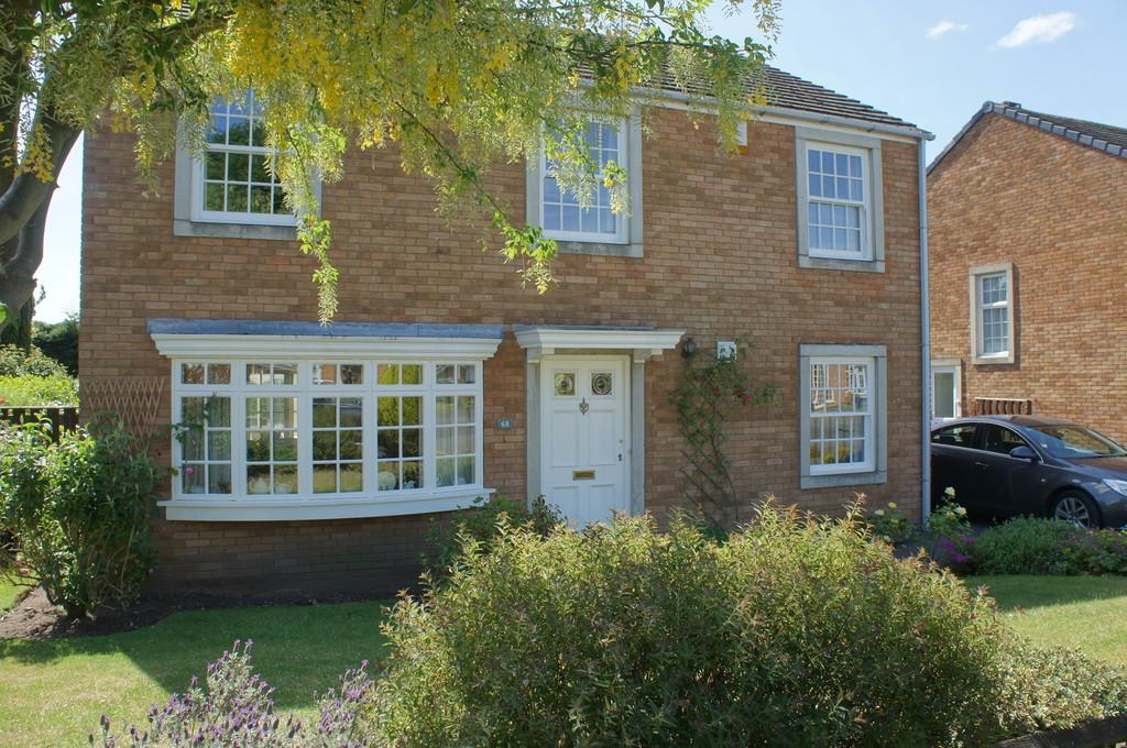 4 Bedrooms Detached House for sale in Greenacres, Wetheral, Carlisle