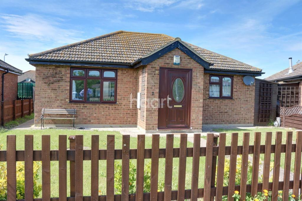 2 Bedrooms Bungalow for sale in Minster on Sea