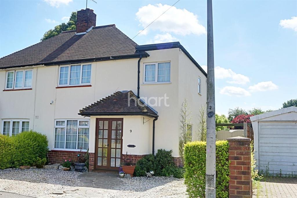 3 Bedrooms Semi Detached House for sale in Vauxhall Road, Hemel Hempstead, HP2