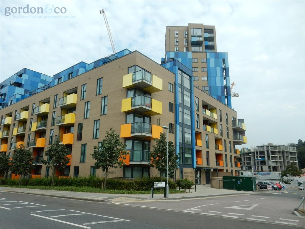 2 Bedrooms Flat for sale in Precision, Greenwich, London, SE10