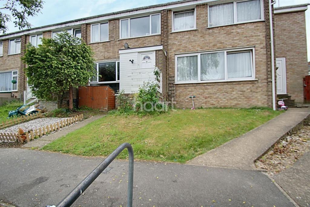 3 Bedrooms Terraced House for sale in Broadlands Drive ,Walderslade